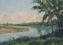 The Old Missouri River above Bismarck