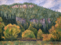 Bridge at Little Spearfish Creek (thumbnail)