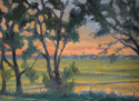 Prairie Evening (thumbnail)