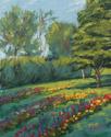 August Flower Garden (thumbnail)