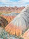 Among the Yellow Mounds II (thumbnail)