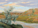 Grand River Twilight (thumbnail)