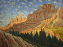 Badlands High Country