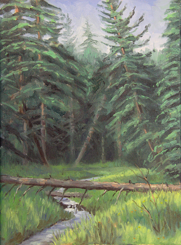 Upper Spring Creek II (large view)