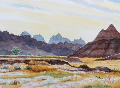 Sage Creek Morning (large view)