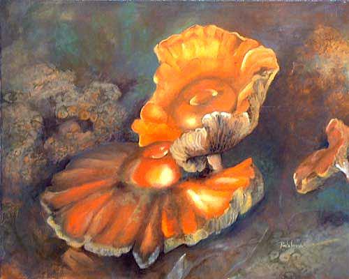 Duet in Orange (large view)