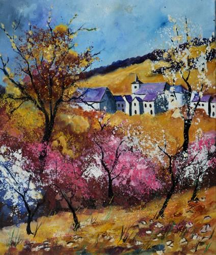 Spring in sosoye (large view)