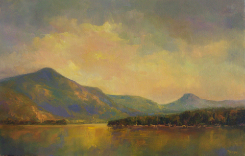 Afternoon View of Lake George from Hague by M a r i l y n    F a i r m a n