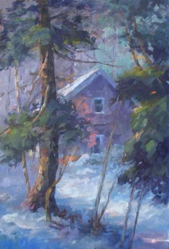 Adirondack Winter Morning