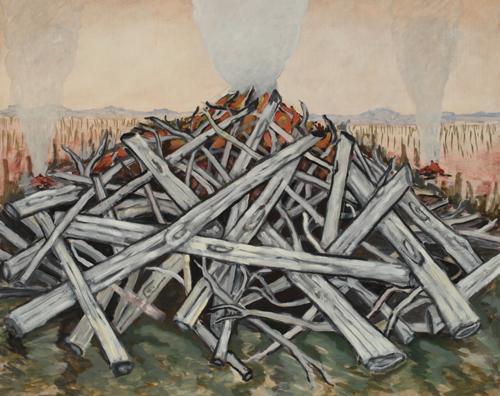 Slash Pile