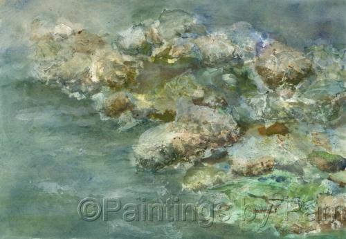 Rocce in Aqua