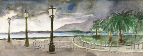 Salerno Lamp Posts