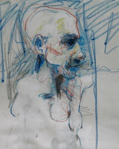Head Of A Man 1
