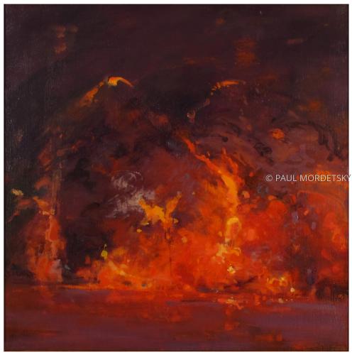 Fire Dance by PAUL MORDETSKY