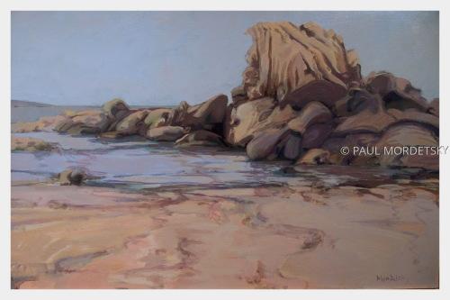 Low Tide Gathering by PAUL MORDETSKY