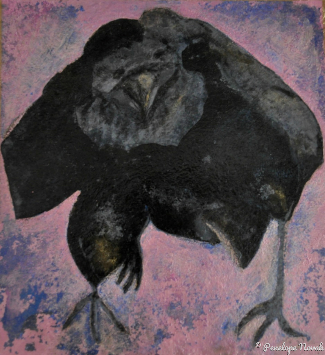 Le Corbeau (large view)