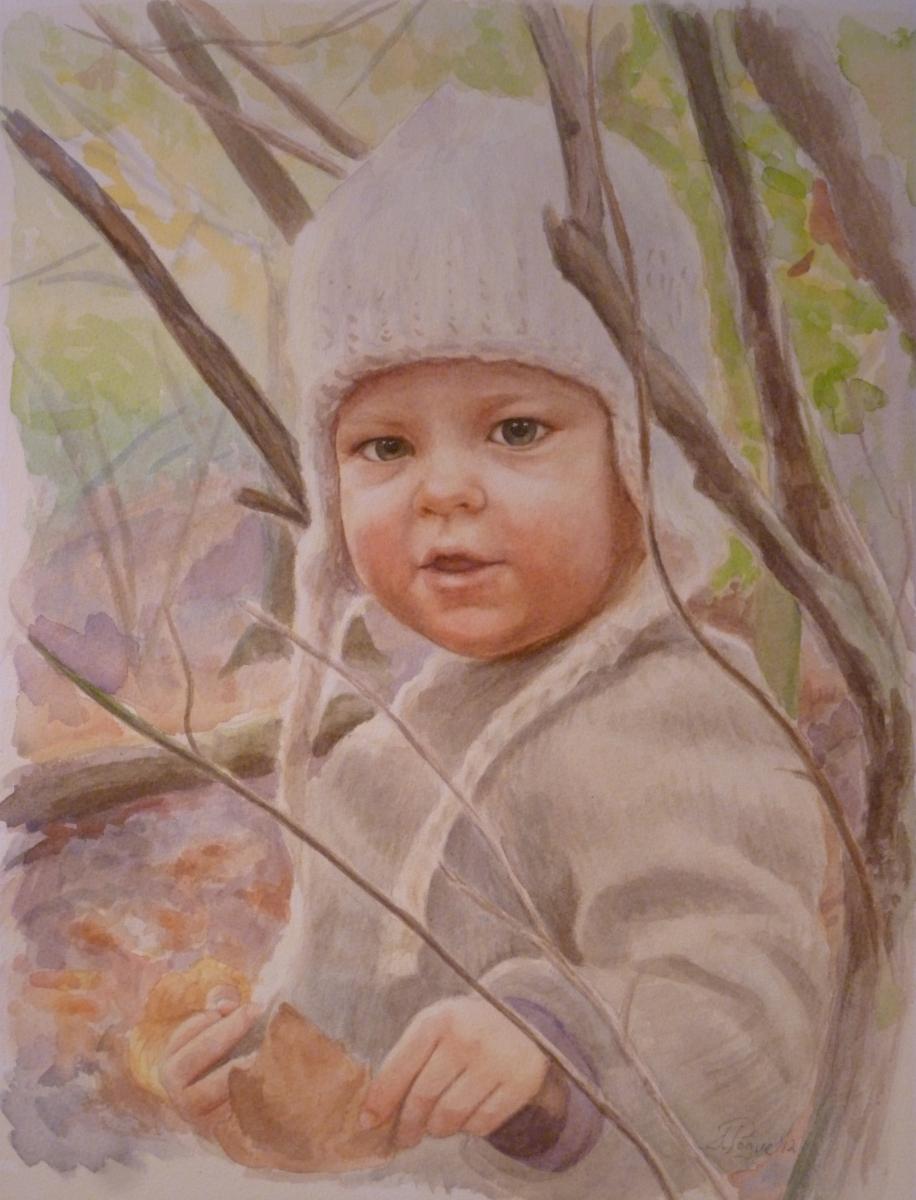 Portrait Torso Length (large view)