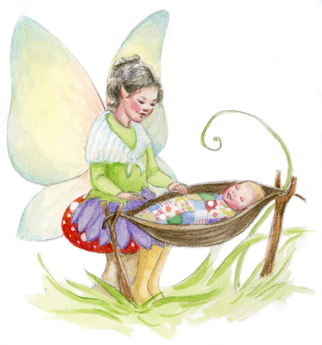 Fairy Cradle (large view)