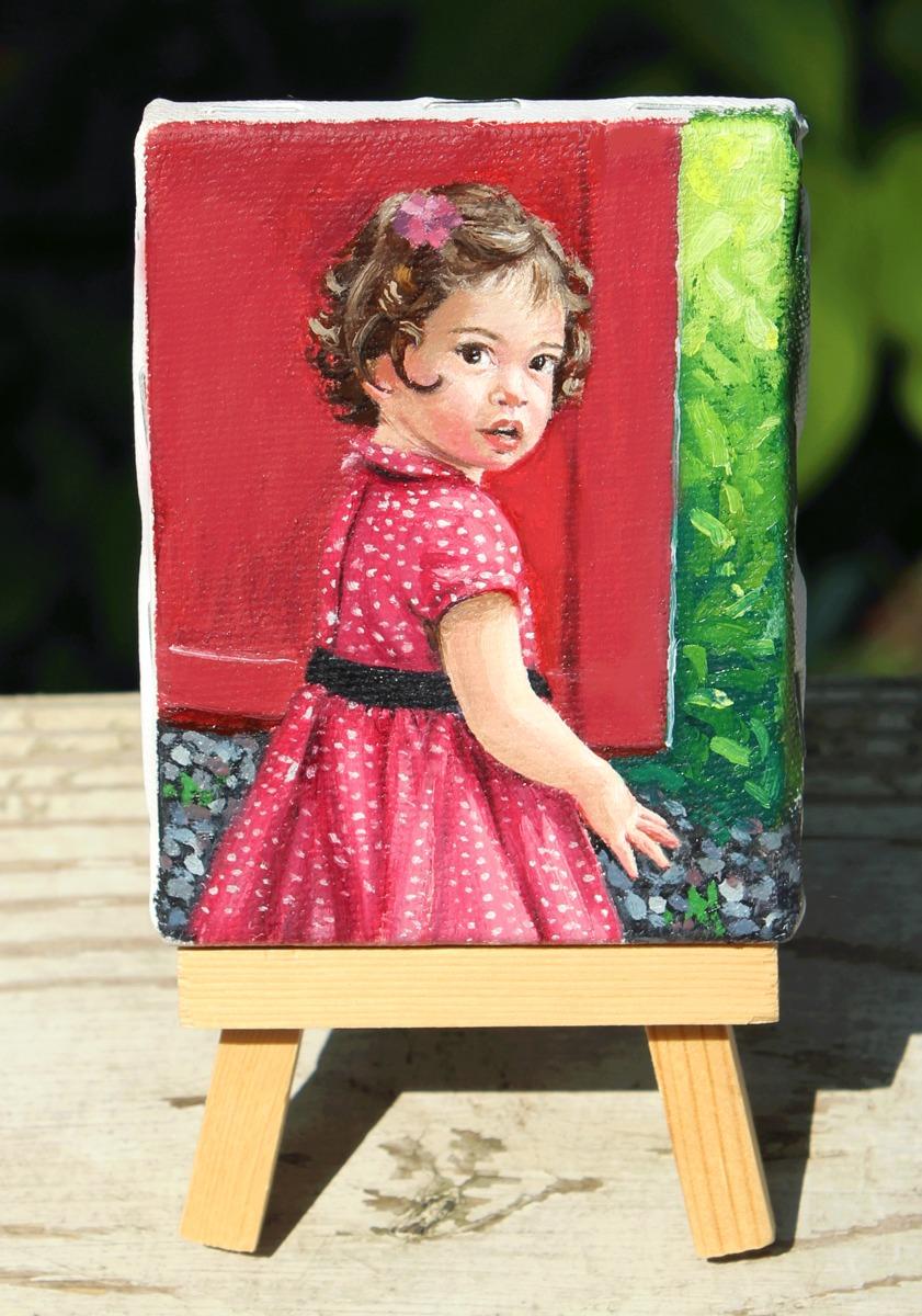Mini Portrait (large view)
