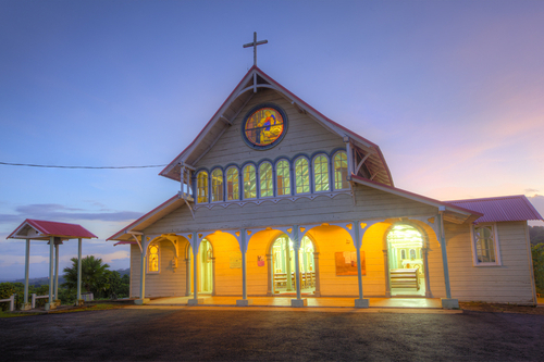 Tortuga Catholic Church