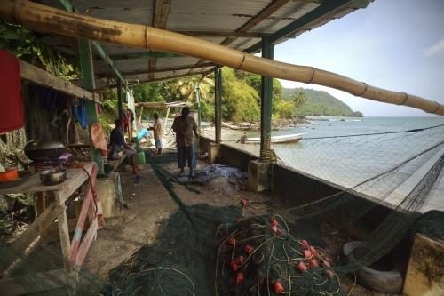 Fishing Shed Matelot