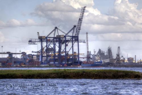 Point Lisas Port