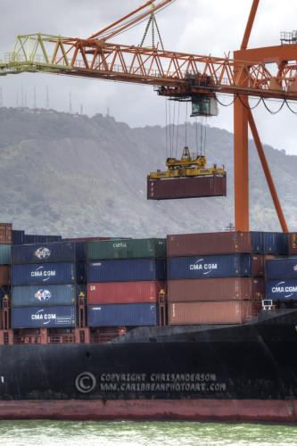Port of Spain port 2