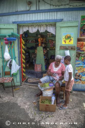 Granny Tobago