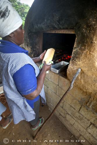 Oven Bread Tobago