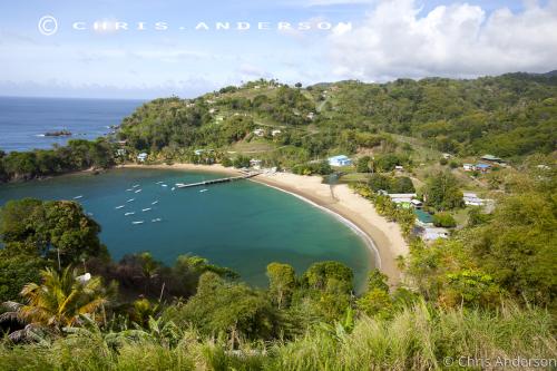 Parlatuvier Bay Tobago