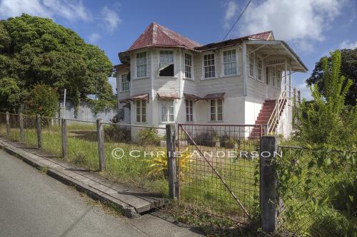 Colonial House Tobago