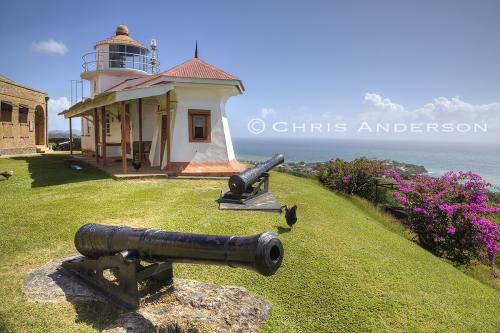 Fort George Tobago