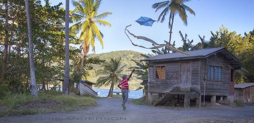 Kite Flying Tobago