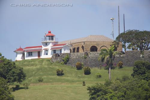 Lighthouse Tobago