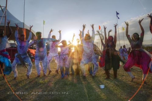 Phagwa Dance