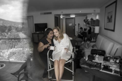 Sarah + mathew