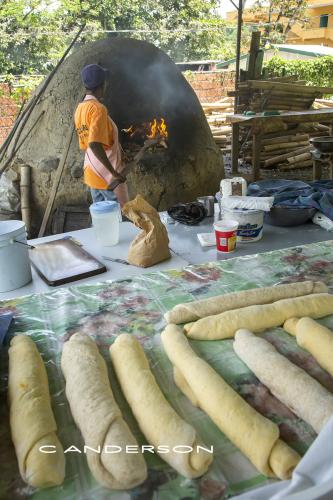 Bread Castara
