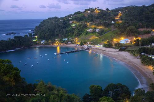 Tobago at Night