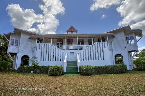 Grafton Great House