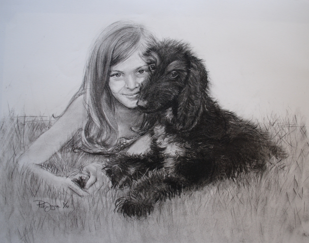 My Pup Lillie (large view)
