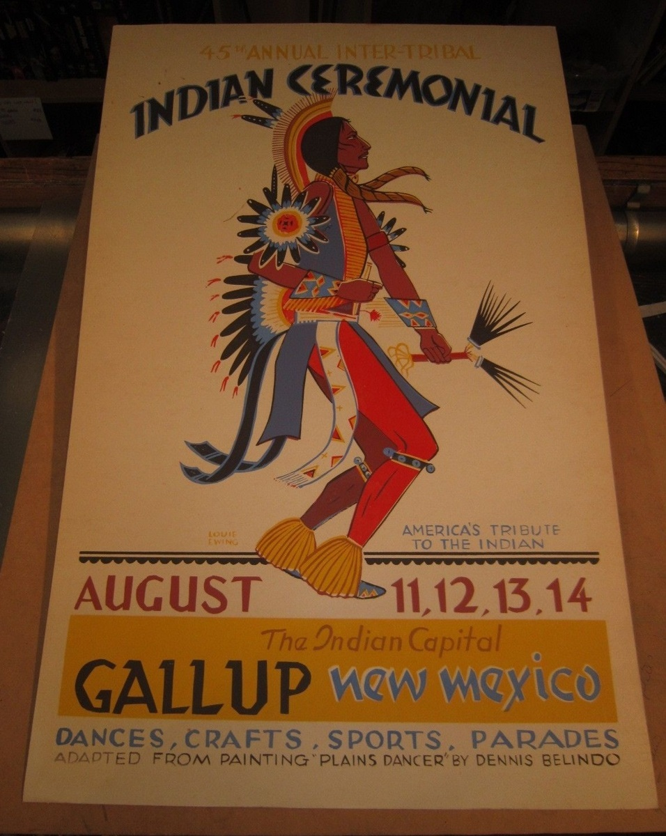 45th Indian Ceremonial- Gallup New Mexico (large view)