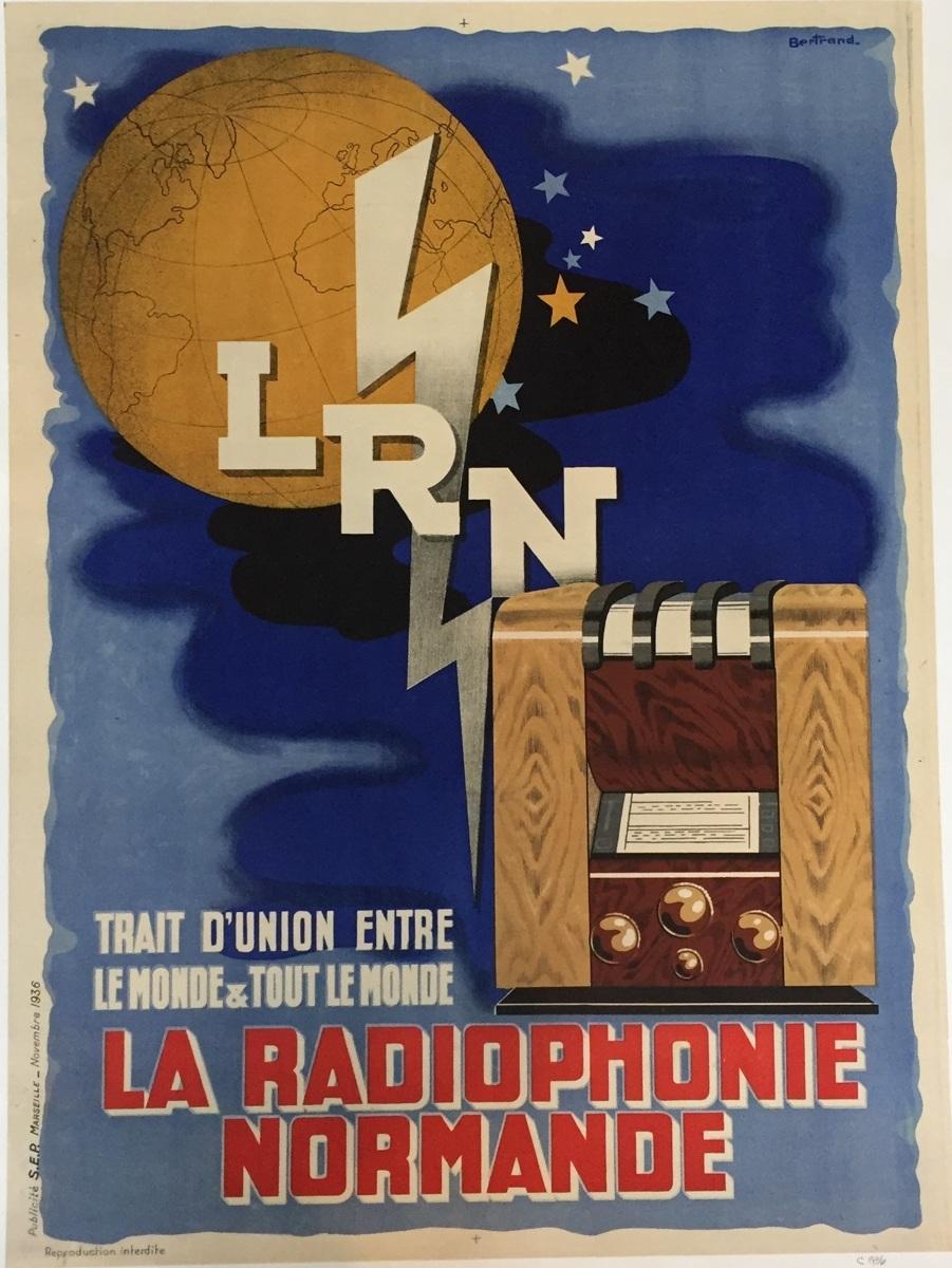 La Radiophonie Normande (large view)