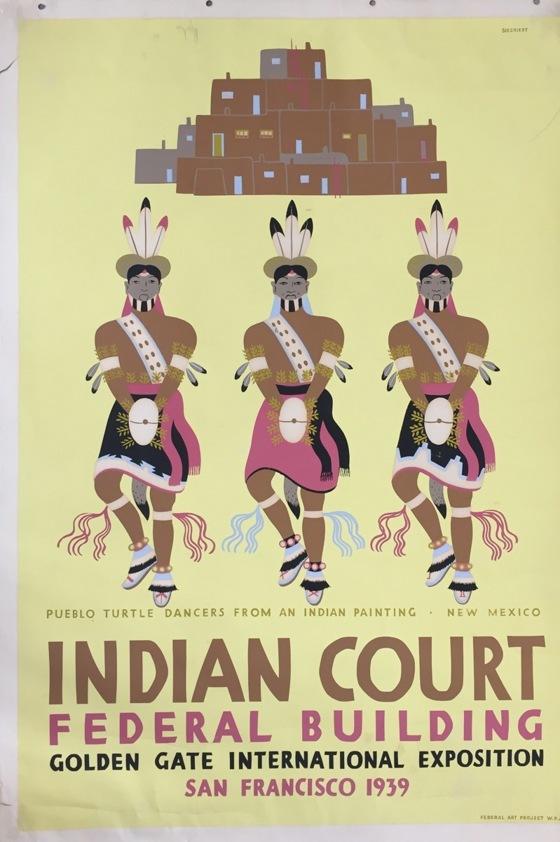 Indian Court (large view)