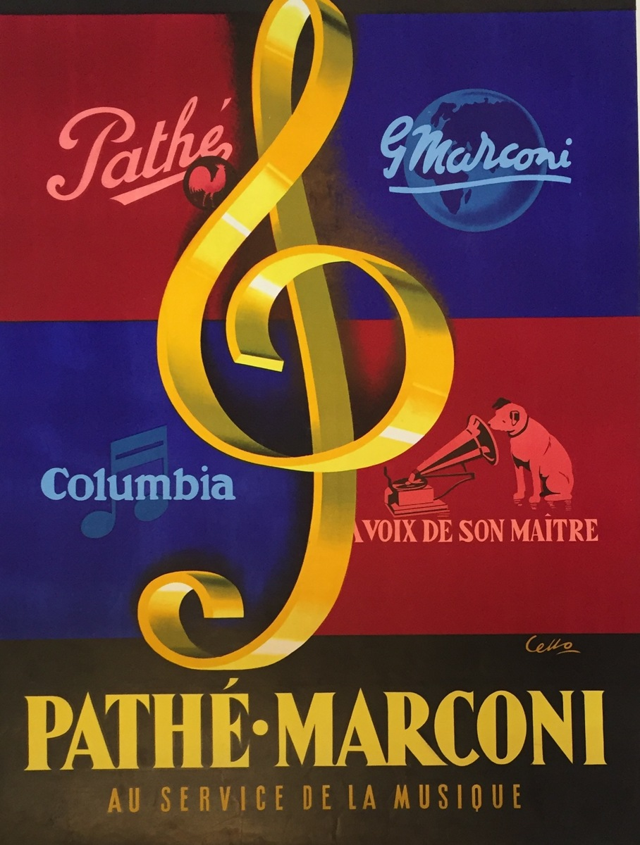 Pathe Marconi (large view)