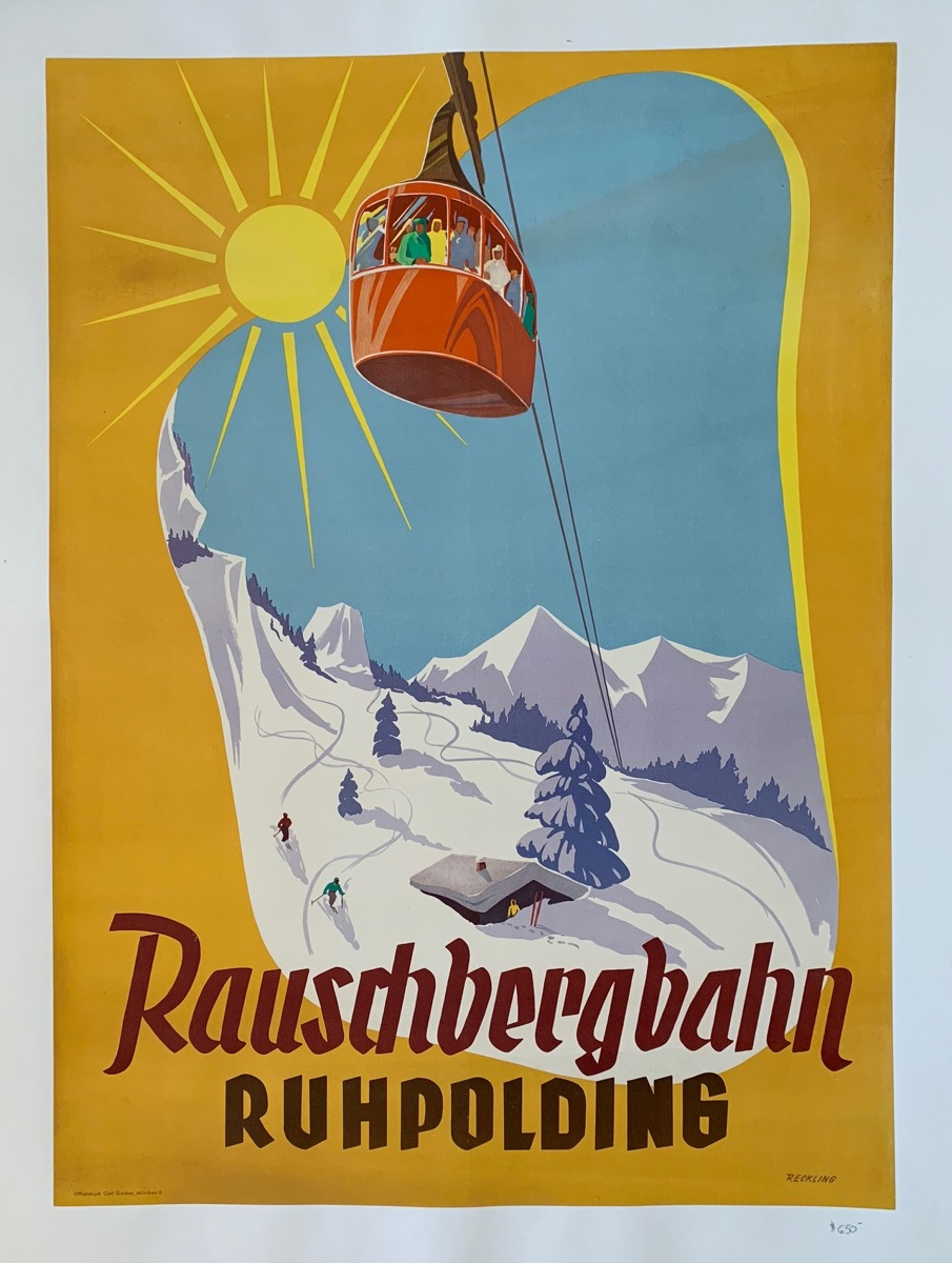 Rauschbergbahn Ruh Polding (large view)