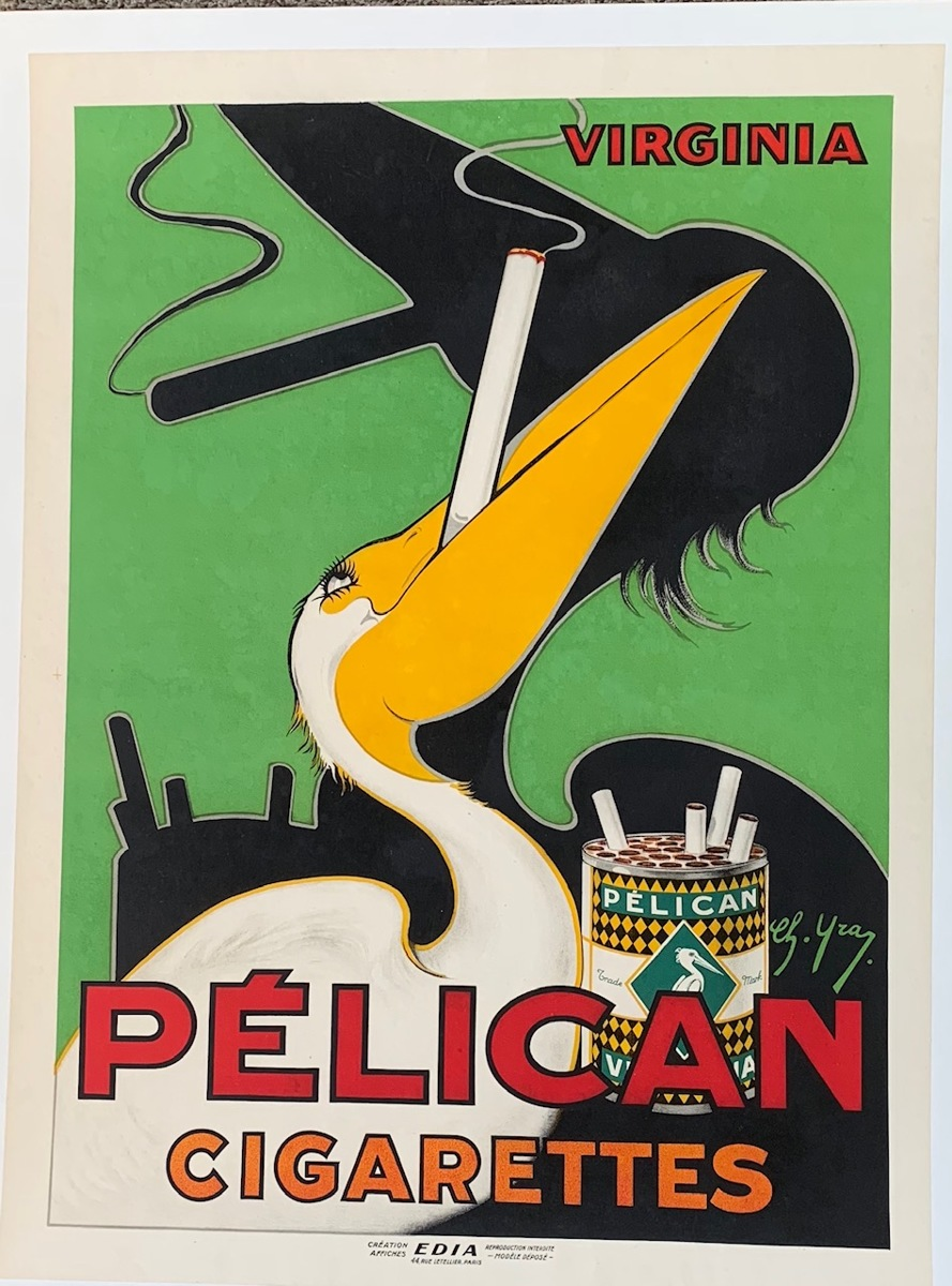 Pelican Cigarettes (large view)