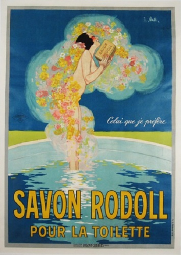 Savon Rodoll- Pour la Toilette (large view)
