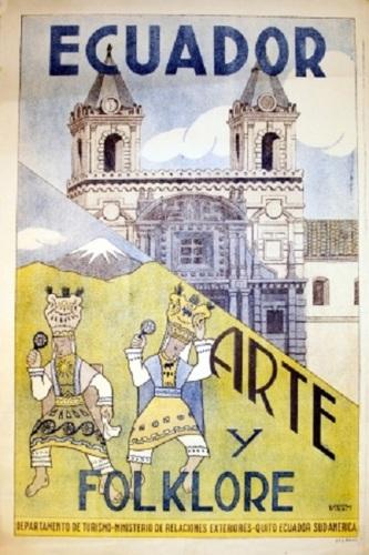 Ecuador, Arte y Folklore (large view)