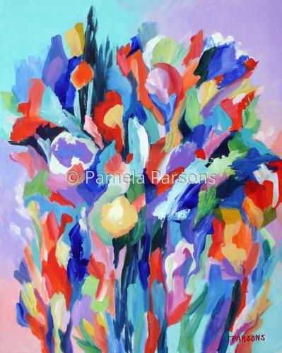 Bloom by Pamela Parsons
