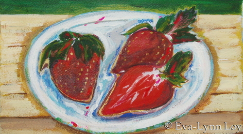 Strawberry Picnic (large view)